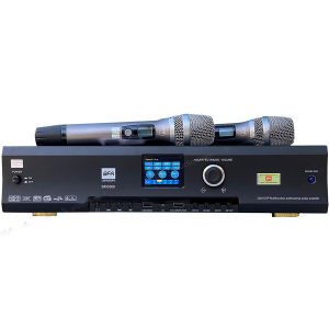 Amplifier Karaoke 3 in1 Digital Cao Cấp BFAudioPro BMS600